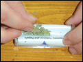 Using a joint roller saves considerable time when rolling multiple joints.