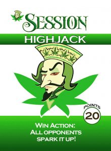 Highjack: The Game Everyone's Tokin' About!