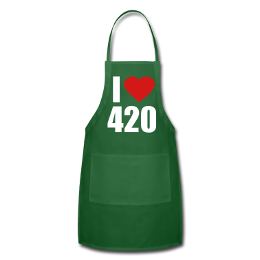 420 cooking aprons