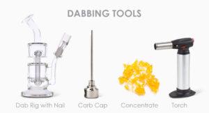 dabbing tools