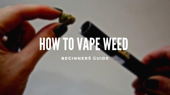 Vape weed